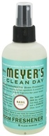 Image of Mrs. Meyer's - Clean Day Room Freshener Basil - 8 oz.