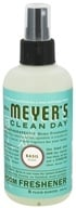 Mrs. Meyer's - Clean Day Room Freshener Basil - 8 oz. (808124144538)