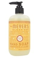 Mrs. Meyer's - Clean Day Liquid Hand Soap Orange Clove Scent - 12.5 oz.
