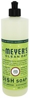 Image of Mrs. Meyer's - Clean Day Liquid Dish Soap Iowa Pine - 16 oz.