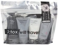 Giovanni - Flight Attendant First Class D:Tox System Facial Kit - 4 Piece(s) (716237183828)