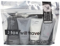 Giovanni - Flight Attendant First Class D:Tox System Facial Kit - 4 Piece(s) by Giovanni
