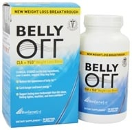 BioGenetic Laboratories - Belly Off CLA + YGD Weight-Loss Blend - 90 Softgels, from category: Diet & Weight Loss