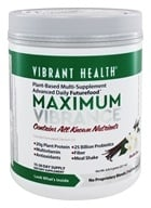 Vibrant Health - Maximum Vibrance - 24.81 oz., from category: Vitamins & Minerals