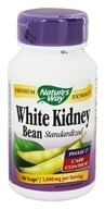 Nature's Way - White Kidney Bean 1000 mg. - 60 Vegetarian Capsules by Nature's Way