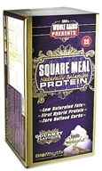 BioRhythm - 100% Whole Gains Square Meal Naturally Balanced Protein Vanilla Delight - 4.94 lbs. (854242001420)