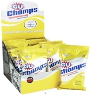 GU Energy - Chomps Pure Performance Energy Chews Lemon - 2.1 oz. by GU Energy