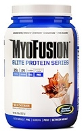 Gaspari Nutrition - MyoFusion Elite Protein Series Milk Chocolate - 2 lbs.