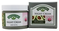 Image of Nature's Gate - Night Cream Avocado - 2 oz.