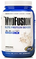 Gaspari Nutrition - MyoFusion Elite Protein Series Cookies & Cream - 2 lbs., from category: Sports Nutrition