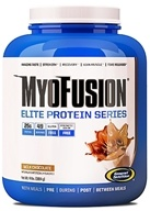 Image of Gaspari Nutrition - MyoFusion Elite Protein Series Milk Chocolate - 4 lbs.