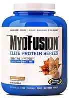 Gaspari Nutrition - MyoFusion Elite Protein Series Milk Chocolate - 4 lbs. - $41.99