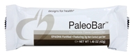 Designs For Health - PaleoBar Chocolate Flavor Coated Bar - 1.48 oz. by Designs For Health