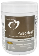 Designs For Health - PaleoMeal Natural Chocolate Flavor - 540 Grams