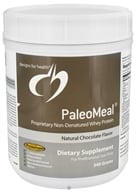 Designs For Health - PaleoMeal Natural Chocolate Flavor - 540 Grams, from category: Professional Supplements