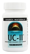 Image of Source Naturals - UC-II 40 mg. - 60 Capsules