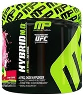 Muscle Pharm - Hybrid NO Nitric Oxide Amplifier Cherry Limeade - 120 Grams, from category: Sports Nutrition