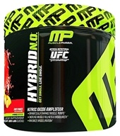 Image of Muscle Pharm - Hybrid NO Nitric Oxide Amplifier Fruit Punch - 120 Grams