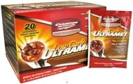 Champion Nutrition - Ultramet Low Carb Chocolate Fudge - 20 x 2 oz.(56g) Packets