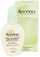 Aveeno - Active Naturals Clear Complexion Daily Moisturizer Oil-Free - 4 oz. by Aveeno