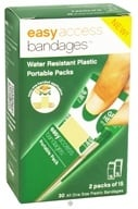 After Bite - Easy Access Bandages Portable Packs Water Resistant Plastic - 30 Bandage(s) CLEARANCE PRICED by After Bite