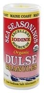 Maine Coast Sea Vegetables - Sea Seasonings Organic Dulse Granules - 1.5 oz.