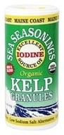 Maine Coast Sea Vegetables - Sea Seasonings Organic Kelp Granules - 1.5 oz. (034529123735)