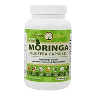 Image of Moringa Source - Moringa Oleifera 800 mg. - 120 Capsules