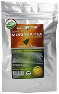 Moringa Source - Moringa Oleifera Herbal Tea - 24 Tea Bags by Moringa Source