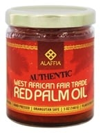 Alaffia - Authentic West African Red Palm Oil - 5 oz. OVERSTOCKED (187132009009)