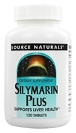Source Naturals - Silymarin Plus - 120 Tablets - $17.71