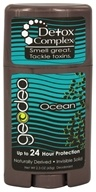 GeoDeo - Deodorant Plus Detox Complex Ocean - 2.3 oz. by GeoDeo