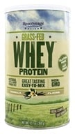 Reserveage Nutrition - Grass-Fed Whey Protein Vanilla - 12.7 oz.