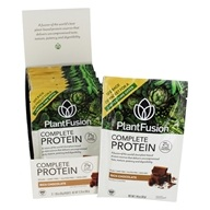 PlantFusion - Nature's Most Complete Plant Protein Chocolate - 12 Packet(s)
