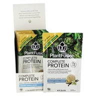 PlantFusion - Nature's Most Complete Plant Protein Vanilla Bean - 12 Packet(s) - $22.43