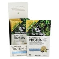 PlantFusion - Nature's Most Complete Plant Protein Vanilla Bean - 12 Packet(s)
