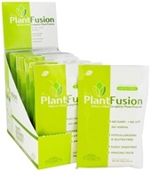 PlantFusion - Nature's Most Complete Plant Protein Lightly Sweetened Unflavored - 12 Packet(s) - $22.43