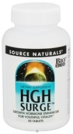 Image of Source Naturals - HGH Surge - 50 Tablets