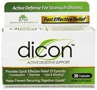 Dicon - Active Digestive Support - 30 Capsules