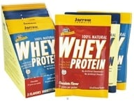 Jarrow Formulas - Whey Protein Variety Pack - 12 Packet(s) (790011210405)