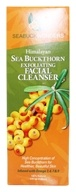 Seabuck Wonders - Facial Cleanser Exfoliating Himalayan Sea Buckthorn - 4 oz. (674756780143)