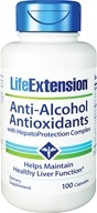 Life Extension - Anti-Alcohol Antioxidants - 100 Capsules, from category: Nutritional Supplements