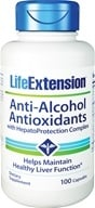 Life Extension - Anti-Alcohol Antioxidants - 100 Capsules by Life Extension