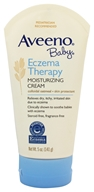 Aveeno - Baby Eczema Therapy Moisturizing Cream Fragrance-Free - 5 oz.