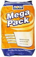 Image of NOW Foods - Tapioca Flour Mega Pack - 10 lbs.