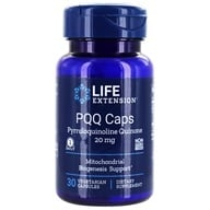 Image of Life Extension - PQQ Caps with BioPQQ 20 mg. - 30 Vegetarian Capsules