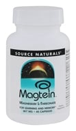 Source Naturals - Magtein 667 mg. - 45 Capsules, from category: Vitamins & Minerals