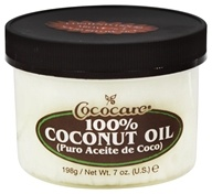 Image of Cococare - 100% Coconut Oil - 7 oz.