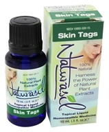 Image of Naturasil - Skin Tag Remover Homeopathic Remedy - 15 ml.