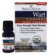 Forces of Nature - Wart Control Extra Strength - 11 ml., from category: Homeopathy